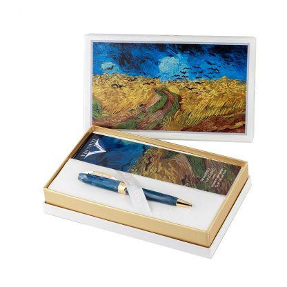penna a sfera Visconti Van Gogh crows edizione millesimata 3500 pz tra stilo roller sfera