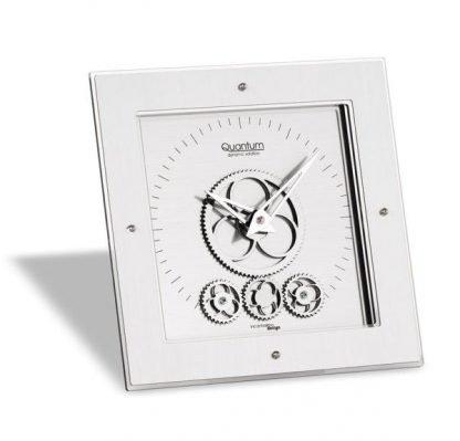orologio incantesimo design quantum quadrato