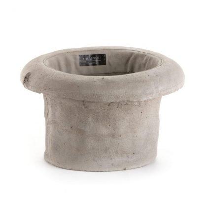 seletti cheapeau riproduzione di un cappello in cemento