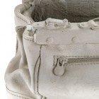 seletti borsa le sac riproduzione di borsa in cemento puo' essere usata come porta riviste o vaso porta pianta