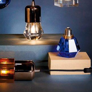 Seletti immagine delle lampade in cristallo seletti crystaled