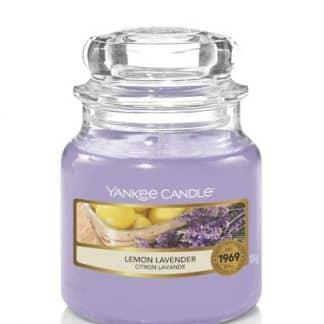 Giara piccola Yankee Candle Lemon Lavender