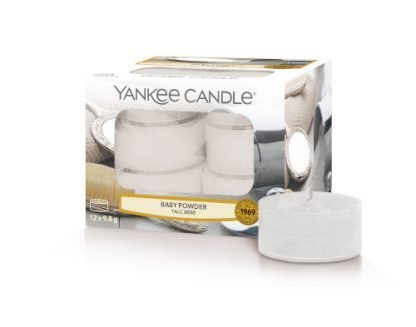 Tea Light Yankee Candle fragranza Baby Powder