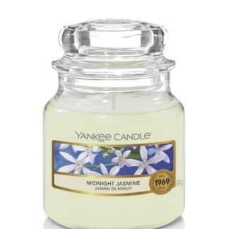 Giara piccola Yankee Candle fragranza Midnight Jasmine