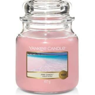 Giara media Yankee Candle fragranza Pink Sands