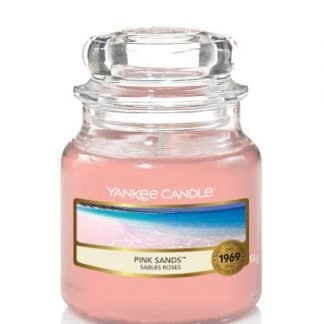Giara piccola Yankee Candle fragranza Pink Sands
