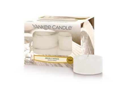 Tea Light Yankee Candle fragranza Angel's Wings