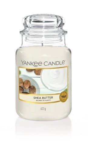 Giara grande Yankee Candle fragranza Shea Butter