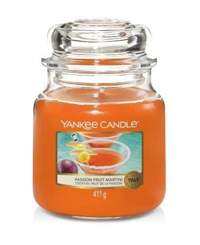 Giara media Yankee Candle fragranza Passion Fruit Martini