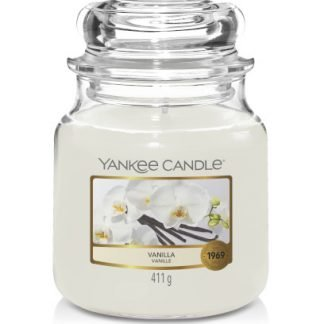 Giara media Yankee Candle fragranza Vanilla