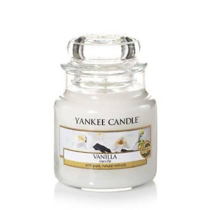 Giara piccola Yankee Candle fragranza Vanilla