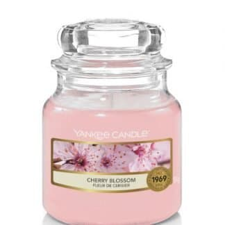 Giara piccola Yankee Candle fragranza Cherry Blossom