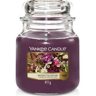 Giara media Yankee Candle fragranza Moonlit Blossoms