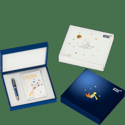 Stilografica Montblanc Meisterstück Le Petit Prince special edition