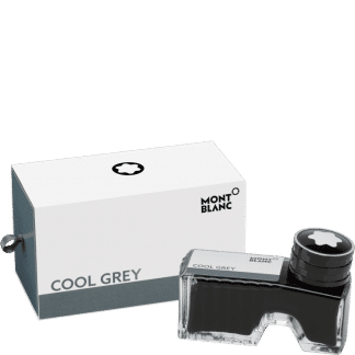 flacone d'inchistro per stilografica montblanc colore cool Grey
