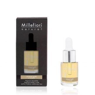 fragranza idrosolubile millefiori mineral gold