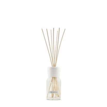 diffusore a bastoncini millefiori fragranza white mint tonka da 100 ml