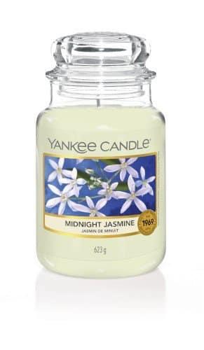 giara grande yankee candle fragranza Midnight Jasmine