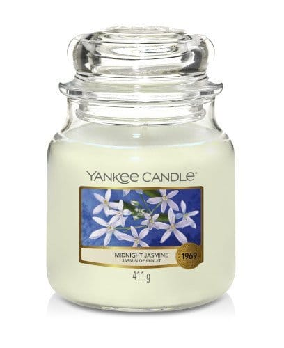 giara media yankee candle fragranza Midnight Jasmine