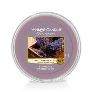 scenterpiece yankee candle dried lavender & Oak