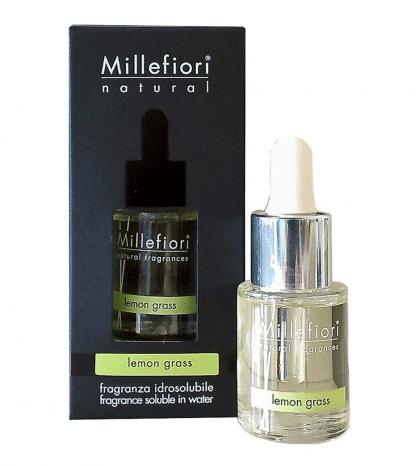 Fragranza idrosolubile millefiori lemon grass