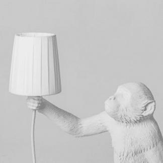 Lampada seletti serie monkey lamp versione in piedi