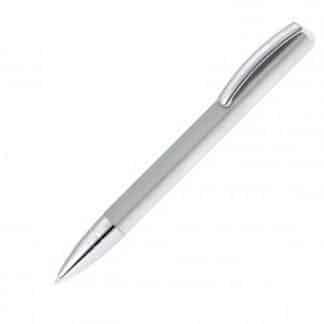 penna a sfera online vision classic colore silver con finiture cromate