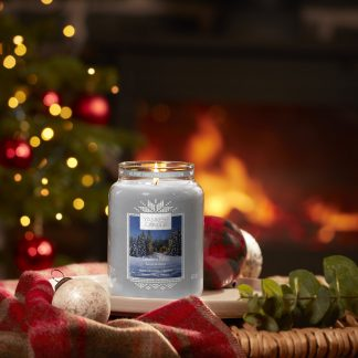 yankee candle fragranza candlelit cabin