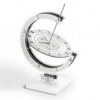 Orologio incantesimo design grenwich armillare