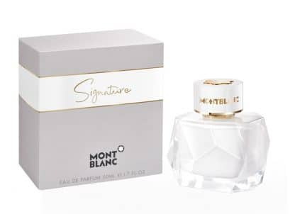 Montblanc Signature Eau De Parfum 50ml con confezione