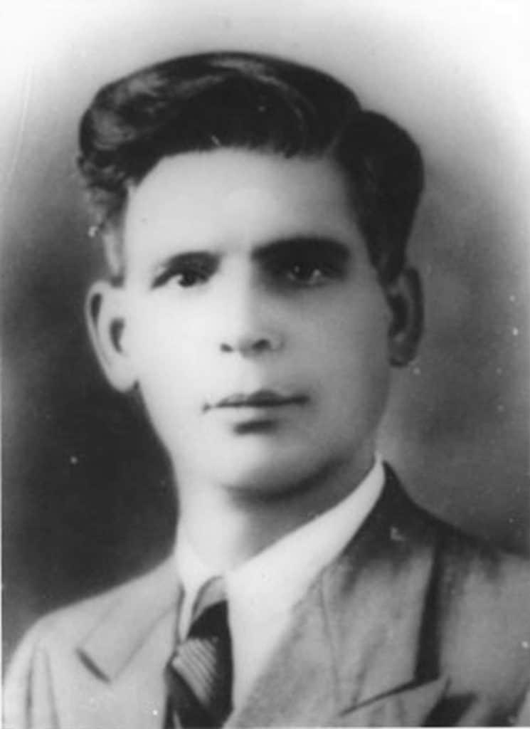Domenico Nicolò fondatore della azienda Nicolò nel 1920
