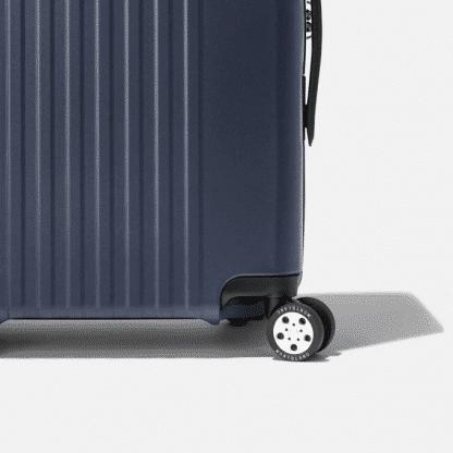 Trolley Montblanc #My4810 Blu particolare della ruota