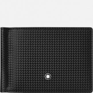 Portafoglio Montblanc Extreme 2.0 con portamonete e 4 tasche per carte di credito