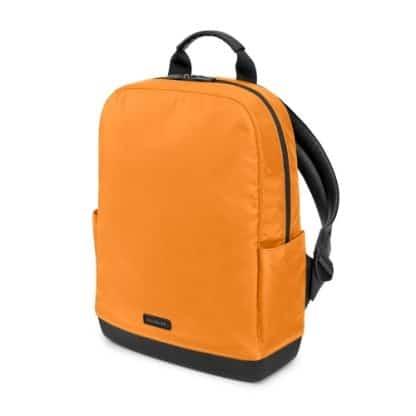 Zaino Moleskine Ripstop in nylon colore giallo arancio