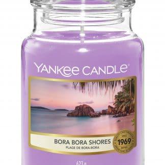 Yankee Candle giara grande frgranza Bora Bora Shores