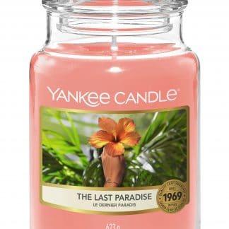Yankee Candle giara grande fragranza The Last Paradise