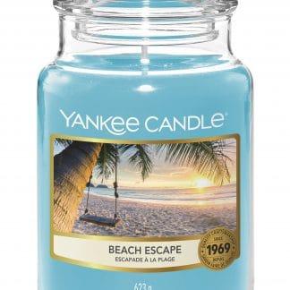 Yankee Candle giara grande fragranza Beach Escape