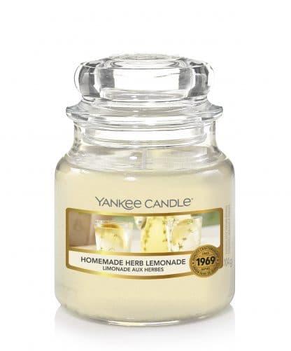 Yankee Candle giara piccola fragranza Homemade Herb Lemonade