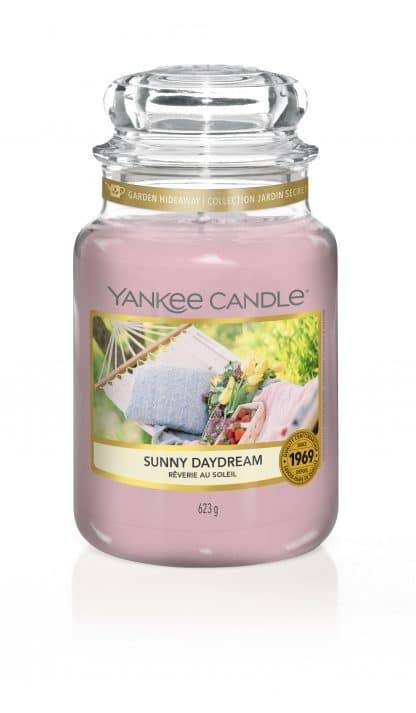 Yankee Candle giara grande fragranza Sunny Daydream