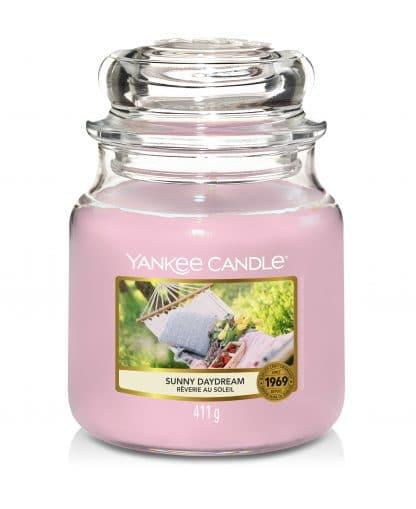 Yankee Candle giara media fragranza Sunny Daydream