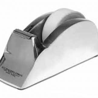 Spalding Porta nastro adesivo in alluminio spazzolato