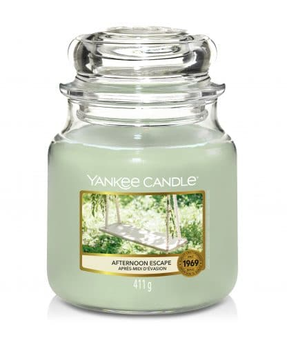 Yankee Candle giara media Afternoon Escape