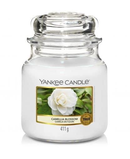 Yankee Candle giara media Camellia blossom