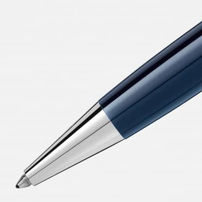 Montblanc Meisterstück Around the World in 80 Days classic penna a sfera particolare del puntale