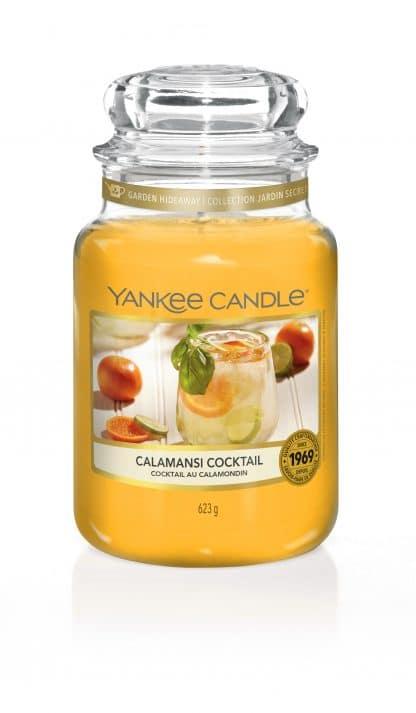Yankee Candle Giara Grande Calamansi Cocktail